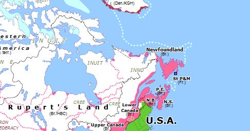 Canadian Rebellions