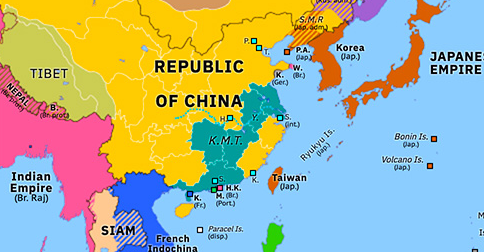 Second Chinese Revolution