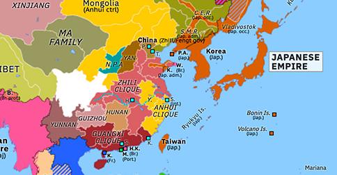 Zhili–Anhui War
