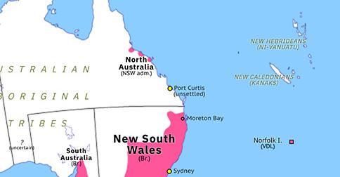 Colony of North Australia