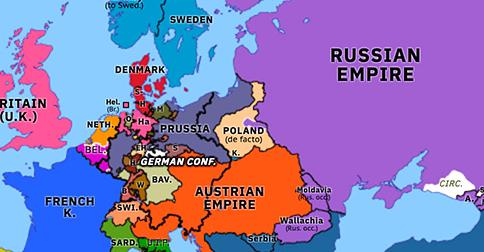 November Uprising in Poland