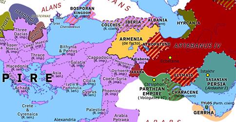 Caracalla's Parthian Campaign