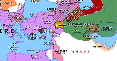 Civil Wars of Artabanus II