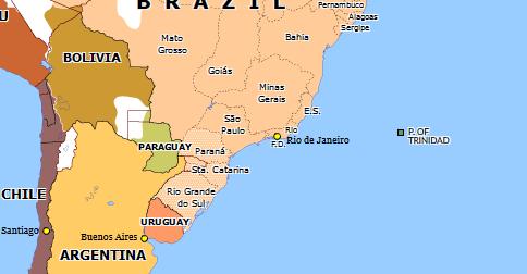 Brazilian Naval Rebellion