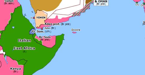 Italian Conquest of British Somaliland