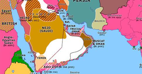 Saudi Conquest of Hejaz