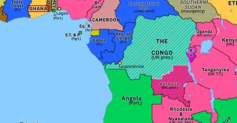 UN Operation in the Congo