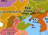 Asia Pacific 1926: Anti-Fengtian War