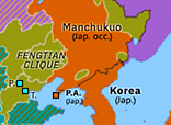 Asia Pacific 1932: Creation of Manchukuo