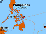 Asia Pacific 1944: Battle of Leyte Gulf