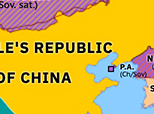 Asia Pacific 1949: People's Republic of China