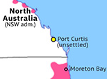 Australasia 1846: Colony of North Australia