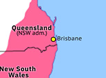 Australasia 1859: Colony of Queensland