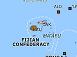 Australasia 1865: Fijian Confederacy