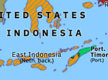 Australasia 1950: United States of Indonesia