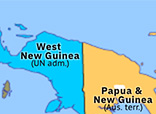 Australasia 1962: West New Guinea dispute