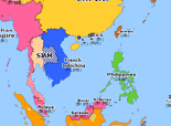 Asia Pacific 1907: Anglo-French Agreement on Siam
