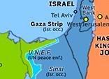 Eastern Mediterranean 1979: Israeli withdrawal from Sinai