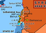 Eastern Mediterranean 1980: Battle of Zahlé