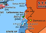 Eastern Mediterranean 1984: Multinational Force in Lebanon