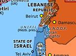 Eastern Mediterranean 2006: 2006 Lebanon War