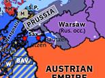 Europe 1813: Armistice of Pläswitz