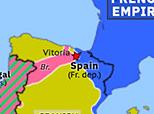 Europe 1813: Battle of Vitoria