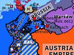 Europe 1813: Battle of Dresden