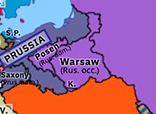 Europe 1815: Congress Poland