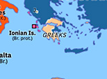 Europe 1821: Greek War of Independence