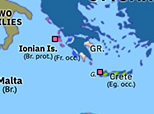 Europe 1828: Morea Expedition