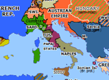 Europe 1848: First Battle of Custoza