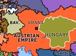 Europe 1848: Vienna Uprising