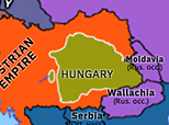 Europe 1849: Hungarian War of Independence
