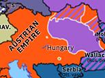 Europe 1849: Restoring the Old Order