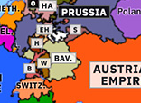 Europe 1866: Outbreak of the Austro-Prussian War