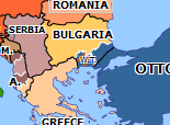 Europe 1913: Aftermath of the Balkan Wars