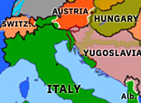 Europe 1920: Treaty of Trianon
