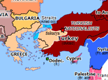 Europe 1921: Greco-Turkish War