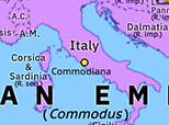 Europe 192: Reign of Commodus