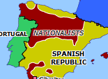 Europe 1936: Outbreak of the Spanish Civil War
