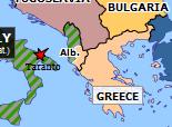 Europe 1941: Italian Fiascos