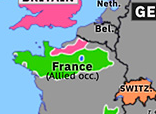 Europe 1944: Liberation of France