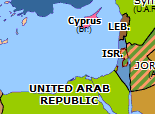 Europe 1958: Arab Nationalism