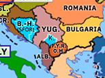 Europe 1999: Kosovo War