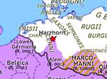 Europe 235: Maximinus Thrax