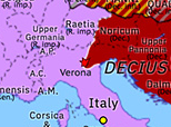 Europe 249: Decius vs Philip the Arab