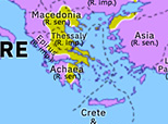 Europe 267: Gothic–Herulian Invasion of Greece
