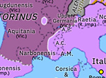 Europe 270: Wars of Claudius Gothicus