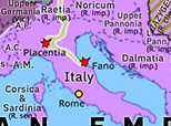 Europe 271: Battle of Fano